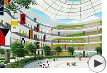 new campus at international schools in singapore