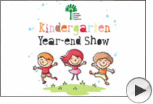 Kindergarten Year-end show at best international school