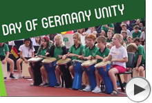 Day of German Unity at Main Campus
