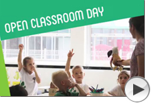 Open Classroom Day, September 2017